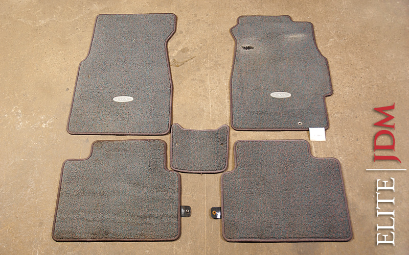 Honda Civic VTi EK3 Floor Mat Set