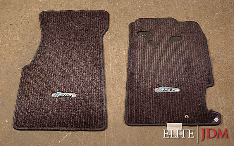 Honda Del Sol SiR EG2 Floor Mat Set