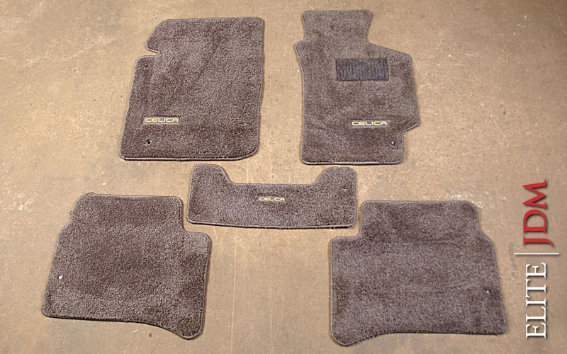 Toyota Celica GT-Four ST185 Floor Mat Set