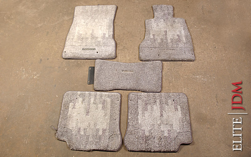 Toyota Aristo JZS147 Floor Mat Set