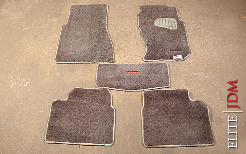 Nissan Skyline R32 GTR Floor Mat Set
