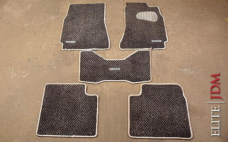 Nissan Skyline R33 Floor Mat Set