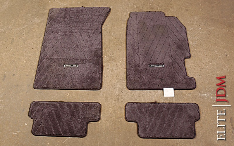 Honda Prelude SiR Type S BB6 Floor Mat Set