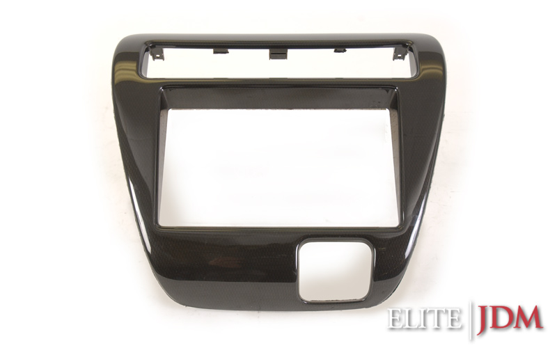 Honda Prelude Type S BB6 Carbon Fiber Radio Trim