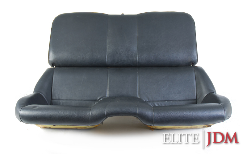 Toyota Supra MKIV JZA80 Leather rear seat set