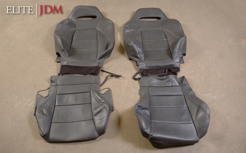 Recaro SRD Leather Racing Seat Covers