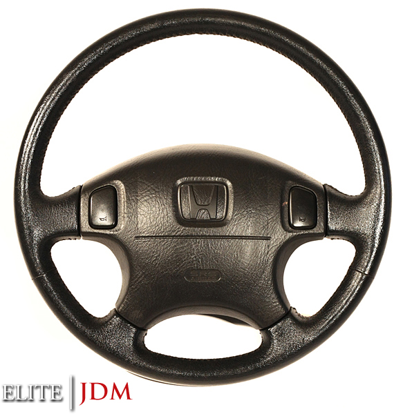 Honda Civic SiR EK4 SRS Steering Wheel
