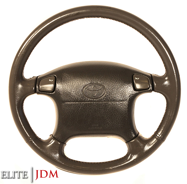 Toyota Celica GT-Four ST185 Steering Wheel with SRS