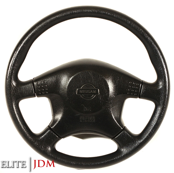 Nissan 180SX Type X Kouki Steering Wheel with SRS