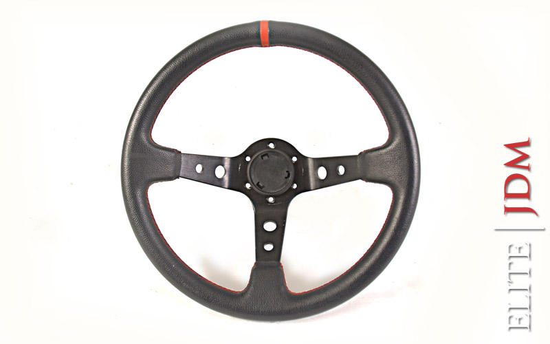 Momo Replica Deep Dish Steering Wheel